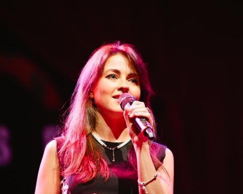 Marina Shumaieva. Speaker. CruiseBe pitch
